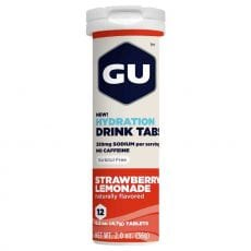 GU Hydration sabor Strawberry lemonade /tabletas