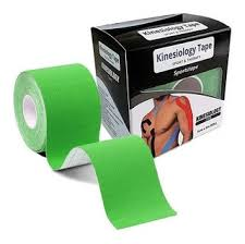 Kinesiology Tape Green